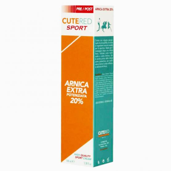 CUTERED Arnica Extra Enhanced 20% 100ml