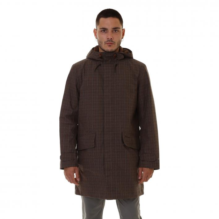 BARBOUR AUDELL JACKET W BREATHABLE OUTW