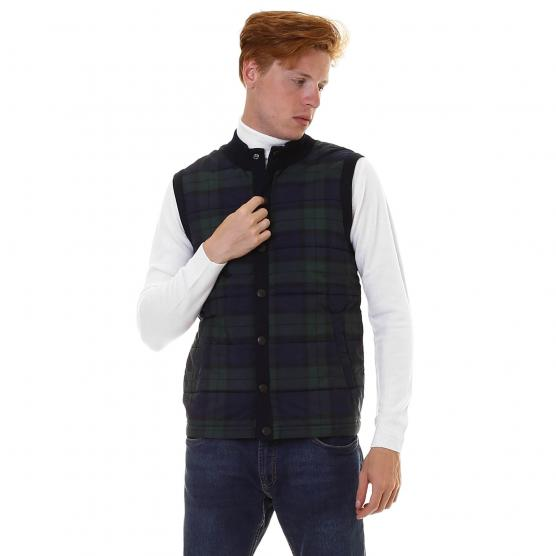 BARBOUR BARBOUR HADDON KNIT GILET