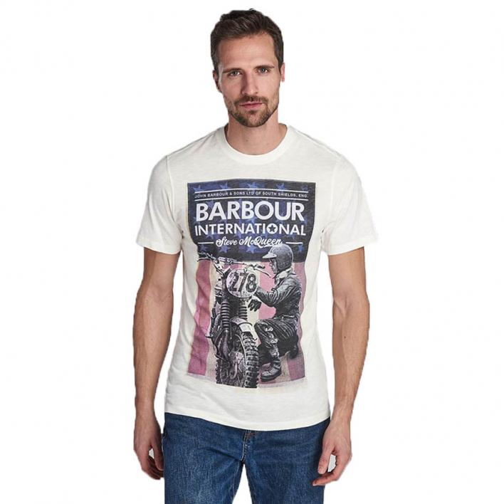 BARBOUR FIXER TEE