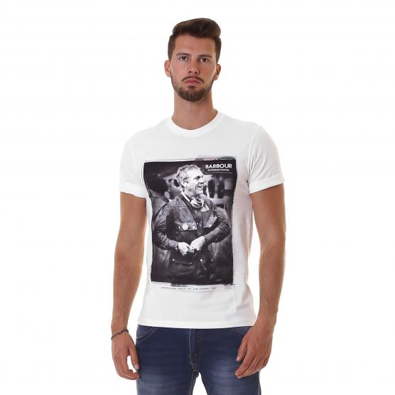BARBOUR INT LAUGHTER TEE BE13