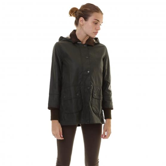 BARBOUR LADY BA PINE MARTIN WAX
