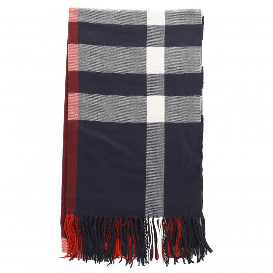 BARBOUR LADY BARBOUR SKYE CHECK SCARF
