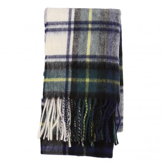 BARBOUR NEW CHECK TARTAN SCARF GN11