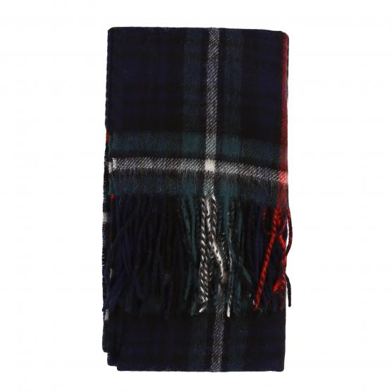 BARBOUR NEW CHECK TARTAN SCARF NY92