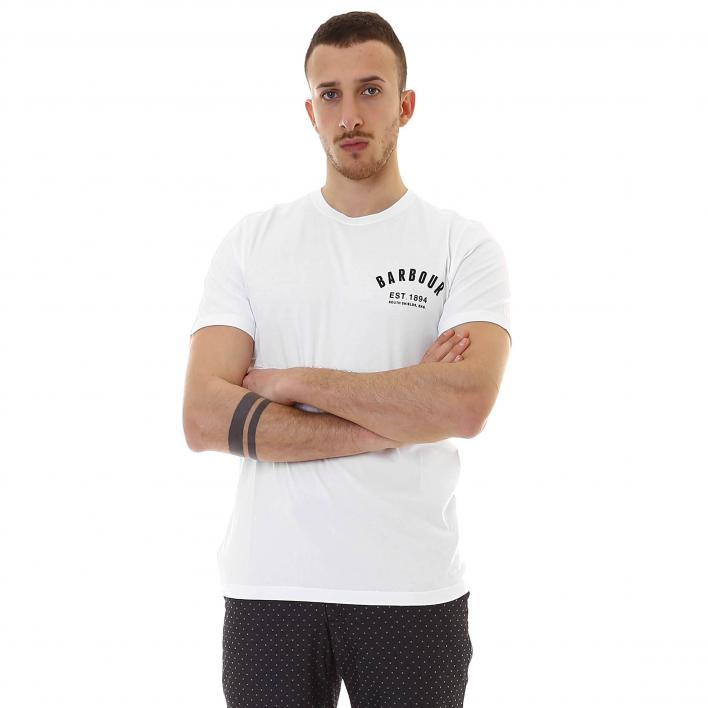 BARBOUR PREPPY TEE