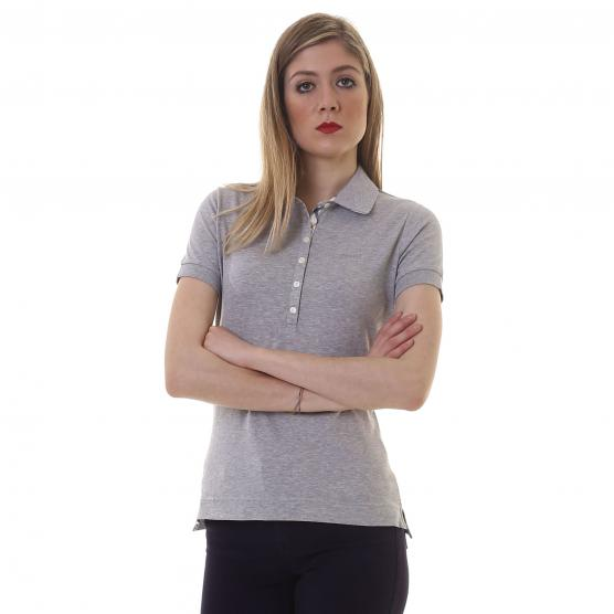 BARBOUR PRUDHOE POLO GY31