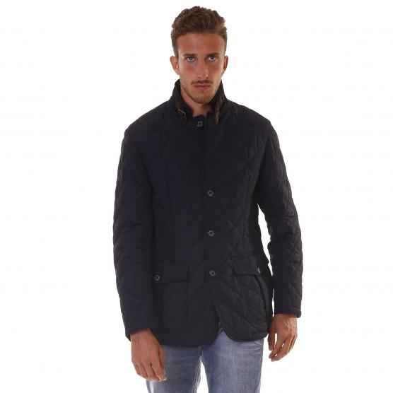 BARBOUR QUILTED LUTZ JACKET NY71