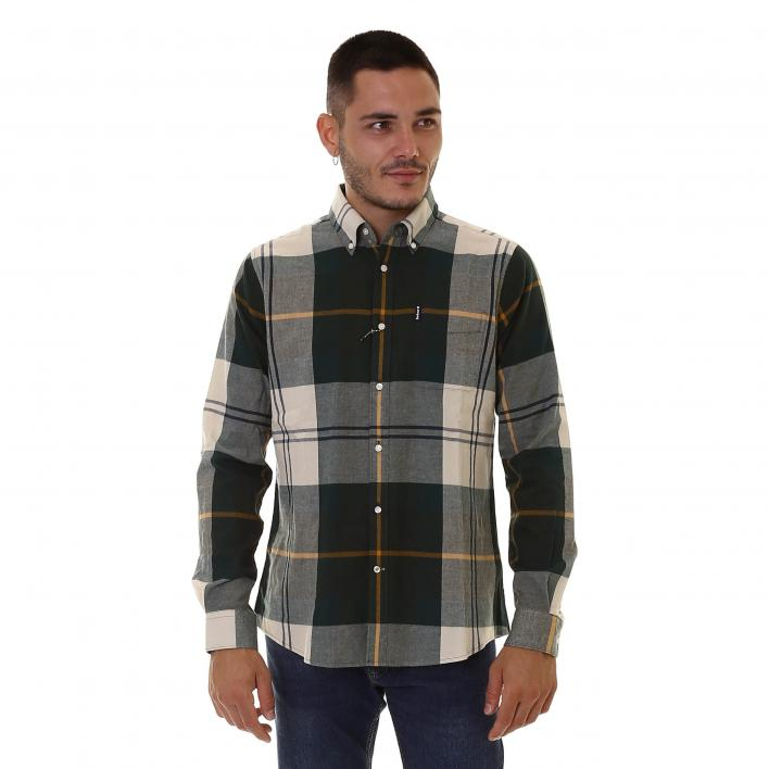 BARBOUR TARTAN 5 TAILORED MAN SHIRT
