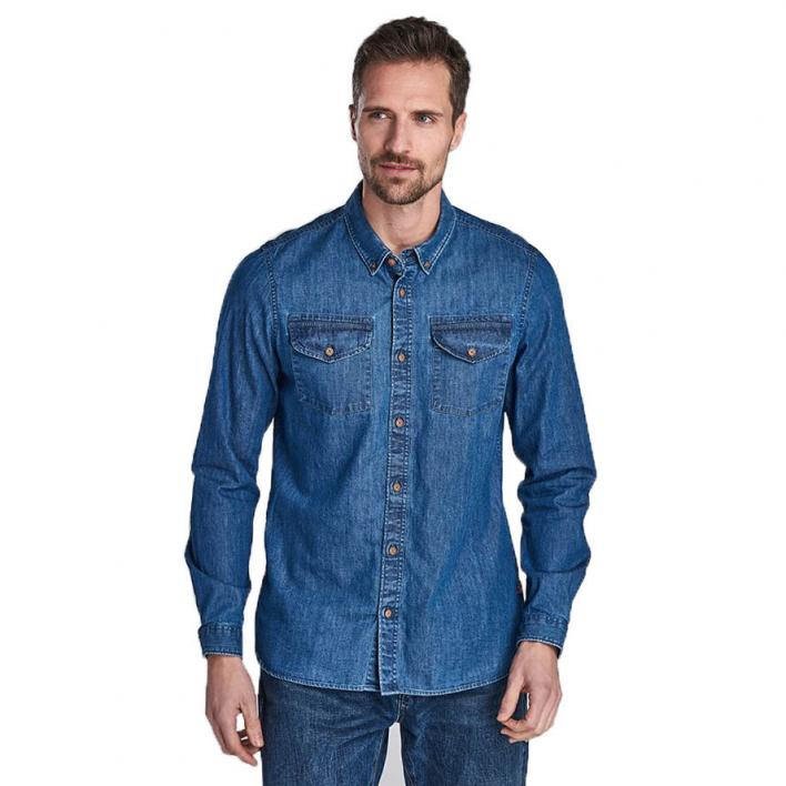 BARBOUR TOM SHIRT