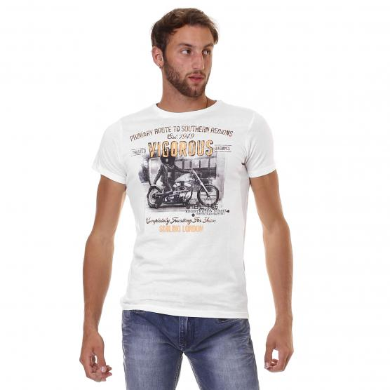 BASU T-SHIRT UOMO MM
