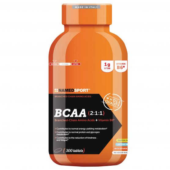 NAMEDSPORT BCAA 2:1:1 300cpr