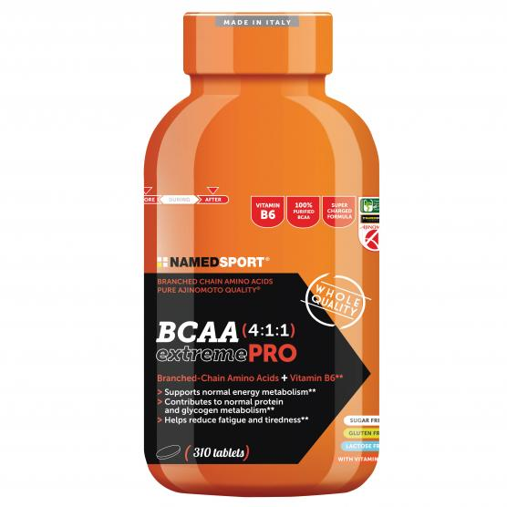 NAMED SPORT BCAA 4:1:1 Extreme Pro 310cpr