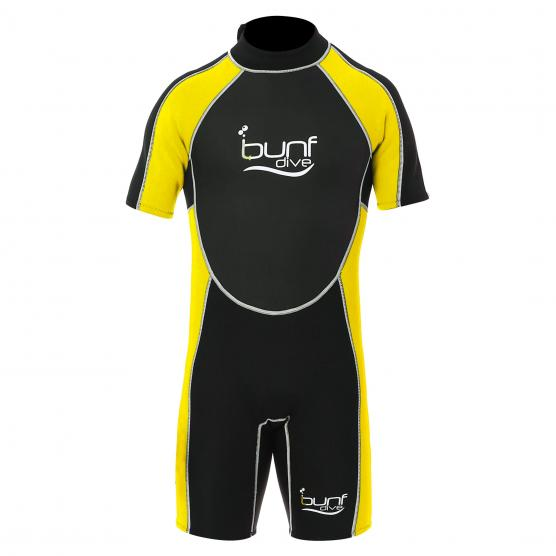 BEST DIVERS BUNF DIVE SHORTY KID 8 ANNI