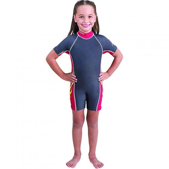 BESTWAY protective wetsuit Uv Careful Sun Suits 5/6 years