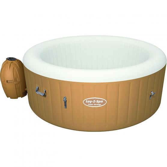 BESTWAY PISCINA IDRO MASSAGGIO PALM SPRING 196X71H CM