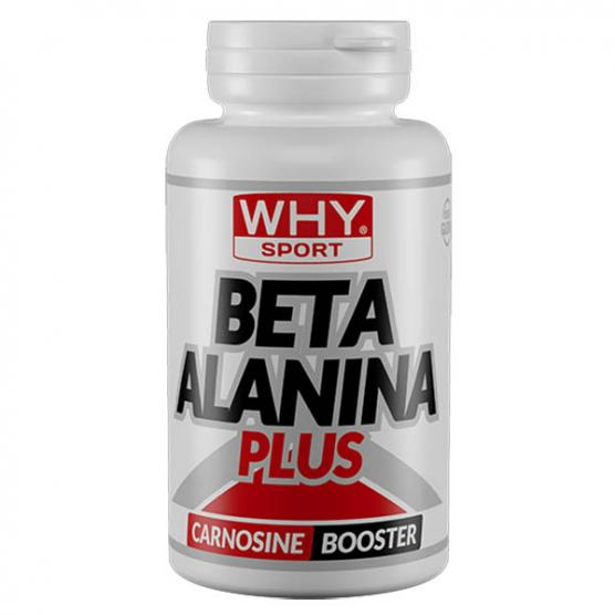 WHY SPORT Beta Alanina Plus 90cpr