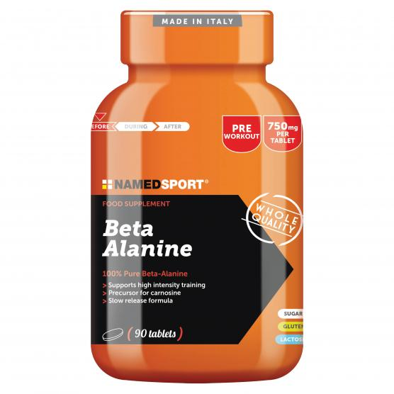 NAMEDSPORT Beta Alanine 90cpr