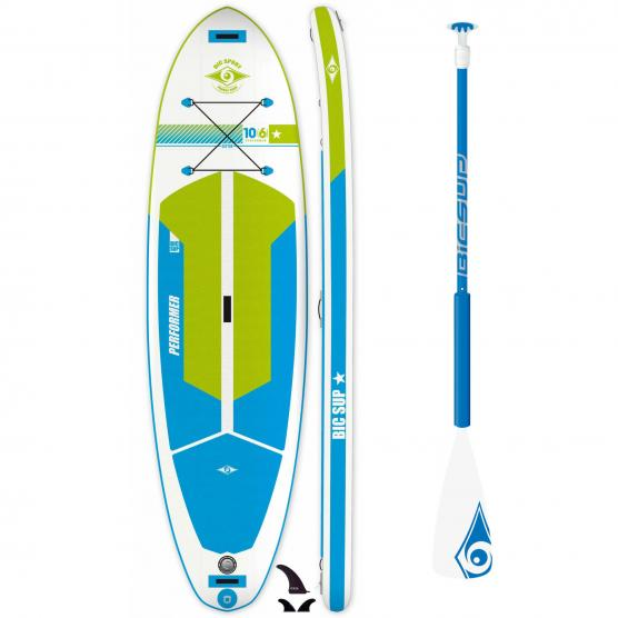 BIC SPORT 10'6 + Paddle Travel AP