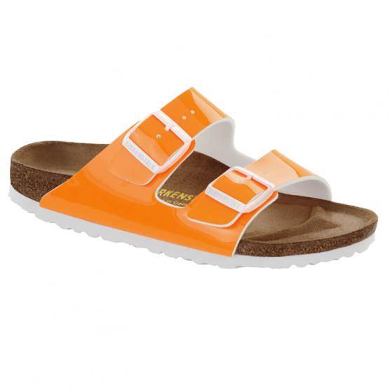 BIRKENSTOCK ARIZONA ORANGE NEON