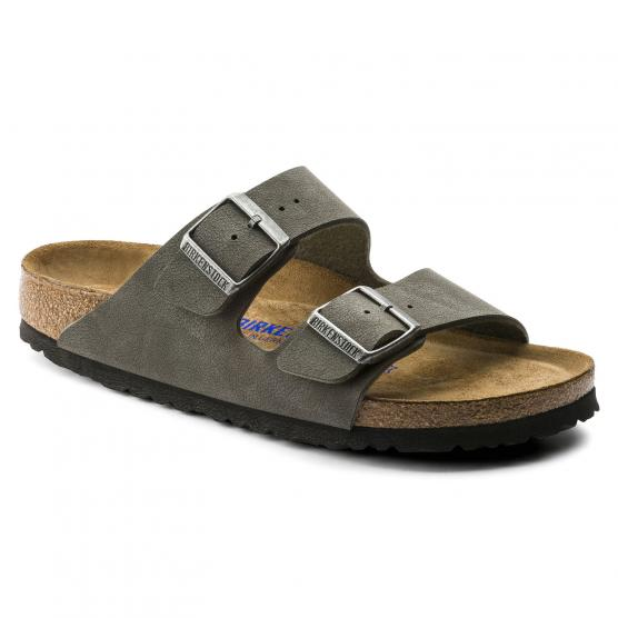 BIRKENSTOCK ARIZONA SBF EMERALD GREEN