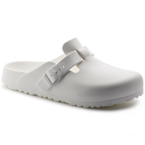 BIRKENSTOCK BOSTON EVA WHITE