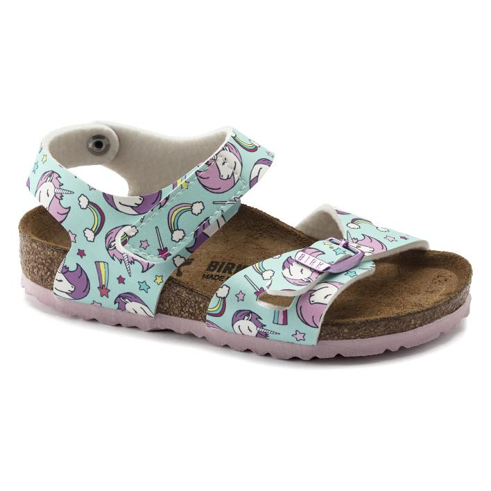BIRKENSTOCK COLORADO UNICORN SEAFOAM