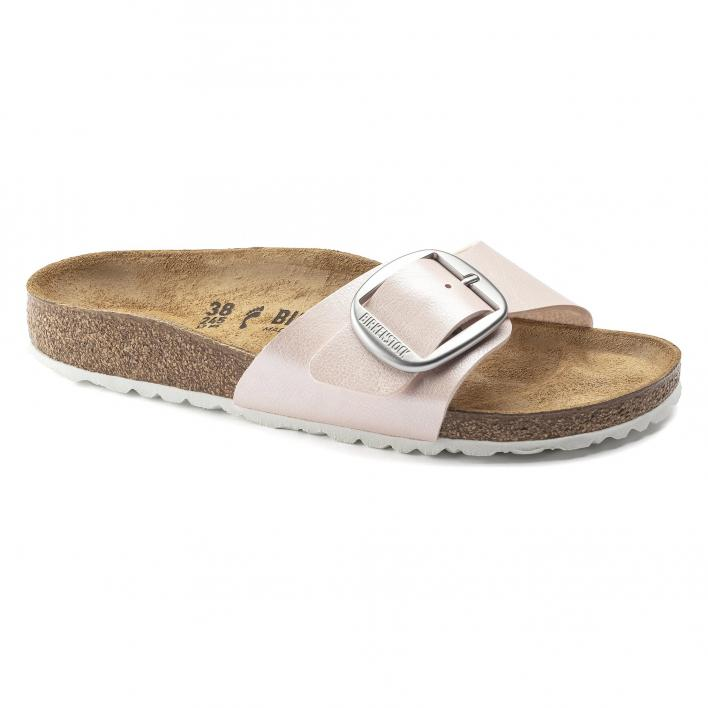 BIRKENSTOCK MADRID BIG BUCKLE LIGHTROSE