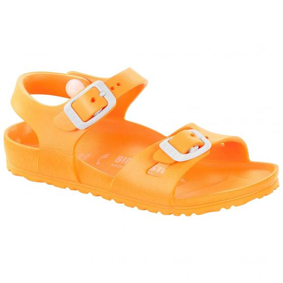 BIRKENSTOCK RIO EVA ORANGE NEON