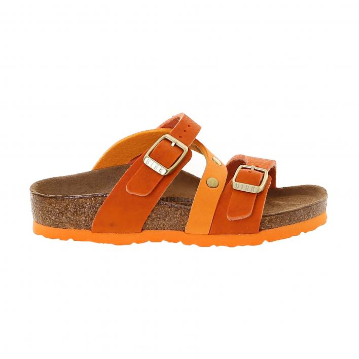 BIRKENSTOCK SALINA SPICE ORANGE
