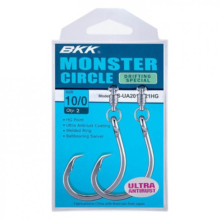 BKK MONSTER CIRCLE DRIFTING SPECIAL SIZE 8/0