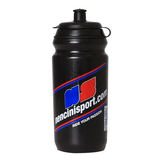 NENCINISPORT Borraccia Black 600ml