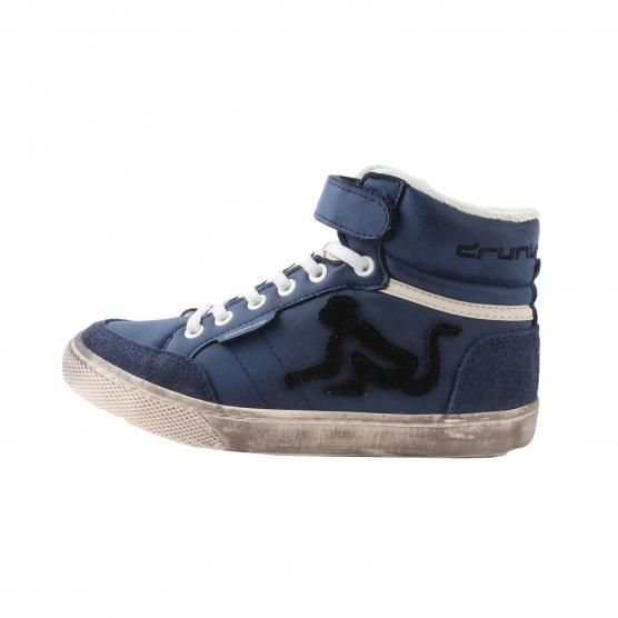 BOSTON VINTAGE BOY & GIRL K43 NAVY/BLUE