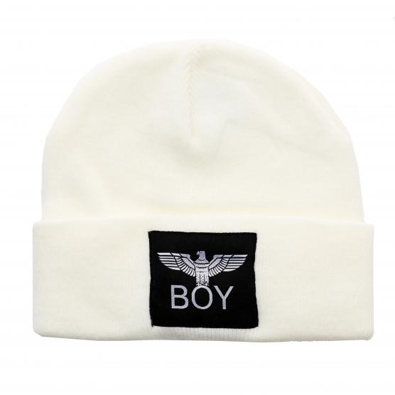 BOY LONDON CAP BIANCO