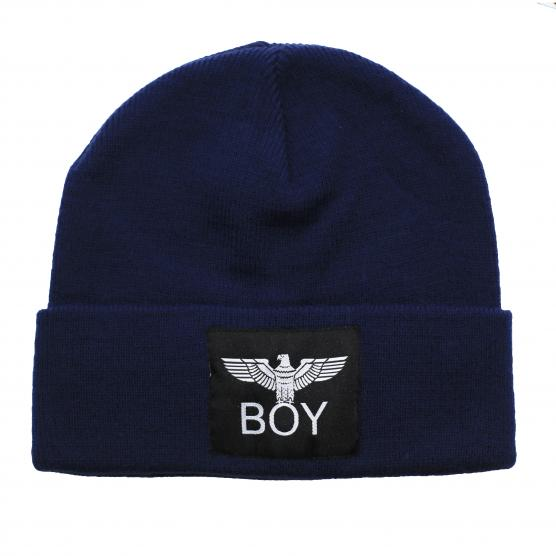 BOY LONDON CAP BLU