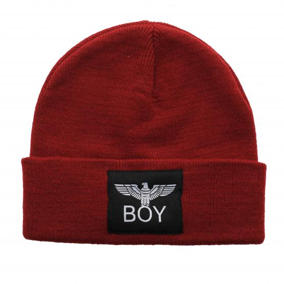 BOY LONDON CAP BORDEAUX