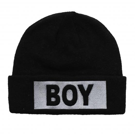 BOY LONDON CAP LANA CON PELO NERO