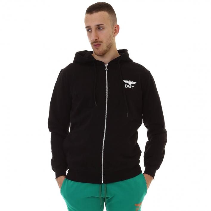 BOY LONDON FELPA CAPP ZIP