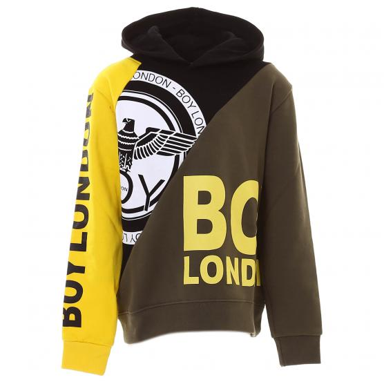 BOY LONDON FELPA CAPPUCCIO