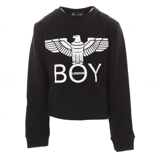 BOY LONDON FELPA GIROCOLLO CORTA