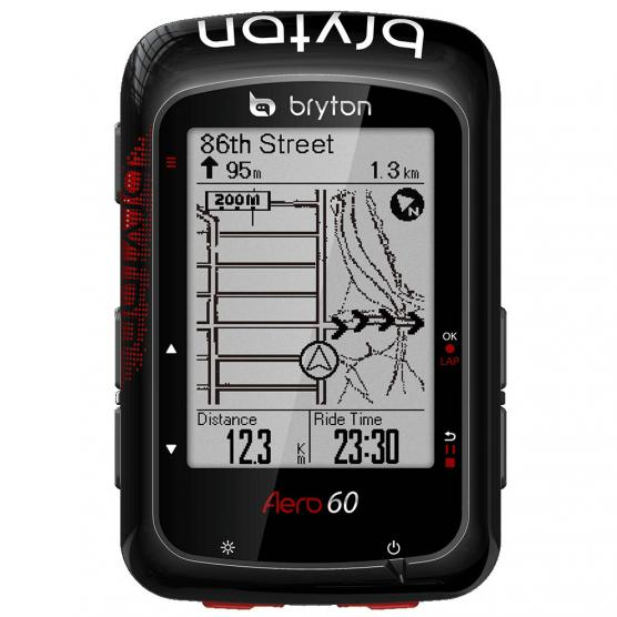 BRYTON Aero 60T Cadence + Speed + Hr