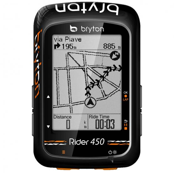 BRYTON Rider 450T Cadence + Speed + Hr