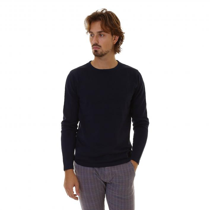 BUNF BASIC KNIT CREW NECK