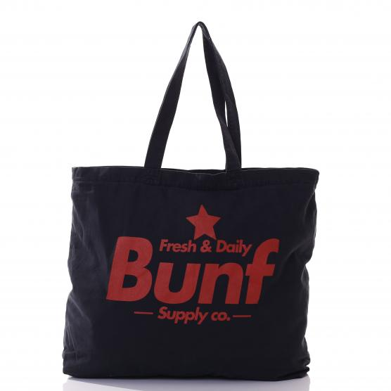 BUNF BORSA CANVAS CON ZIP
