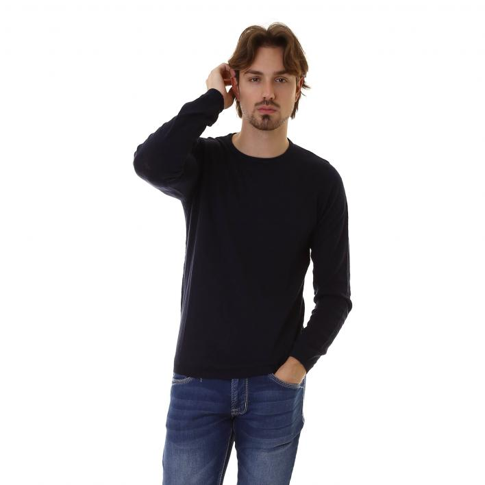 FLAMED COTTON SWEATER BUNF