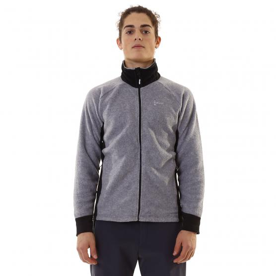 BUNF  MAN FULL ZIP POLAR 200GSM JACKET