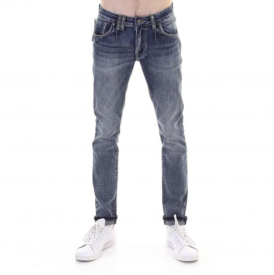 BUNF PANTALONE DENIM SLIM STRETCH