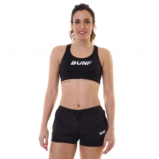BUNF TOP WOMAN POLY STRETCH
