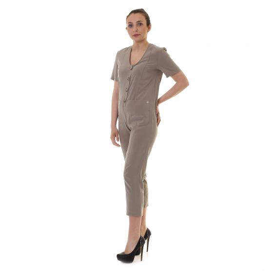 BUNF CUPRO MM OVERALLS WITH POCKETS