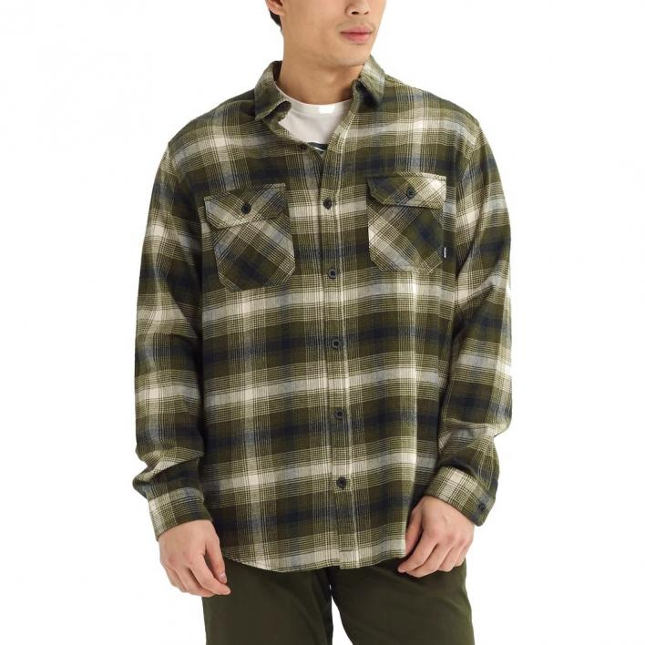 BURTON MEN'S BRIGHTON FLANNEL